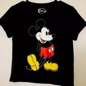 Disney Mickey Mouse  womens T-shirt